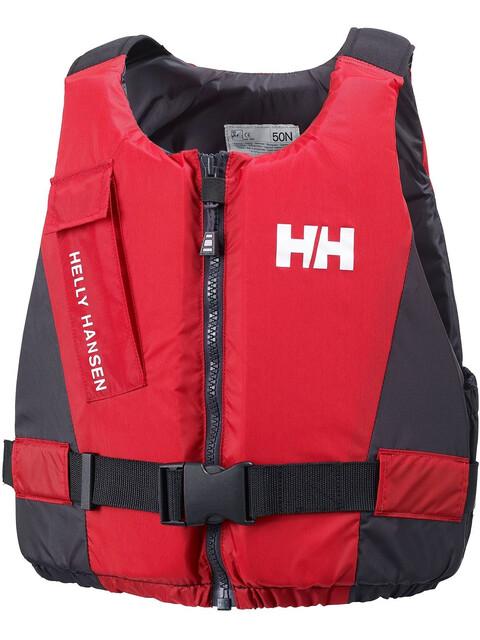 Helly Hansen Rider - gris/rouge